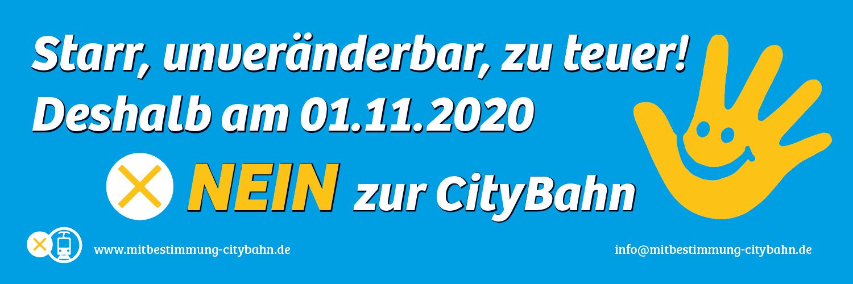 Bürgerentscheid CityBahn Wiesbaden – Website der Bürgerinitiative Mitbestimmung Citybahn